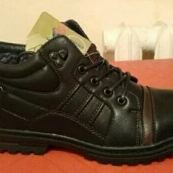 New winter boots 38 size