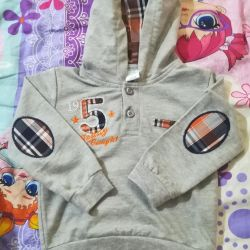 Jacket for a boy 3-6 months