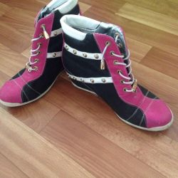 Sneakers sneakers (leather)