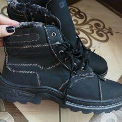 Χειμερινές μπότες νέων ανδρών, 43i 41raz