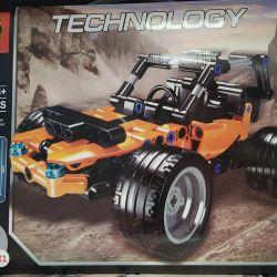 New lego Technik constructors