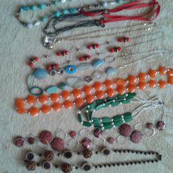 Jewelry Beads, Necklaces