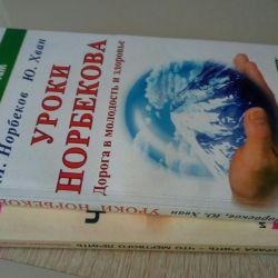 Sağlık kitapları Norbekova