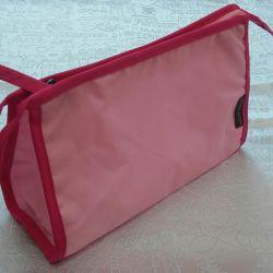 Handbag for the shower