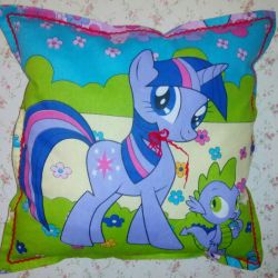 Декоративная подушка Литл Пони