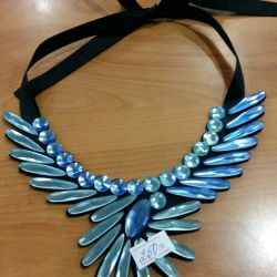 Collar necklace new
