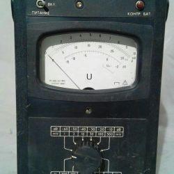 Мілівольтметр В 3-55А