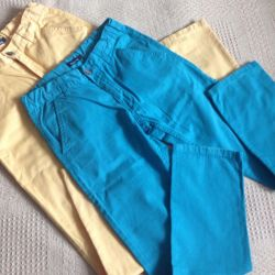 Trousers 9-10 years old extenso