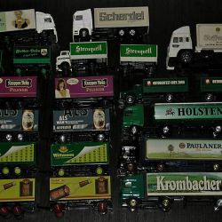 German truck models ...