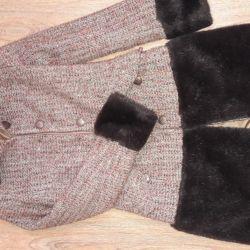 Coat. Kira plastinina.!
