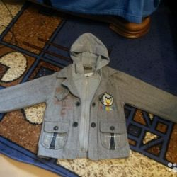 Cool jacket.