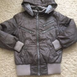 Jacket for the spring insulated