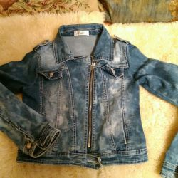 Denim jacket for girl