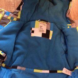 Нова куртка для хлопчика