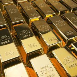 Satılık altın külçeleri ve altın külçeleri