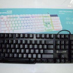 Νέο πληκτρολόγιο με οπίσθιο φωτισμό Shipadoo K280 013933