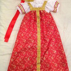 Matryoshka 3 in 1 costume