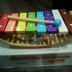 новий ксилофон