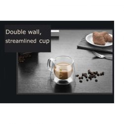 Double-walled coffee cup