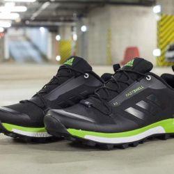 Ανδρικά πάνινα παπούτσια Adidas FastShell 2.0