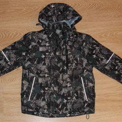 Демисезонная куртка crokid р. 116-122