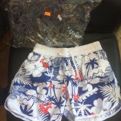 shorts 48 new
