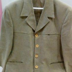 Мужской пиджак Италия