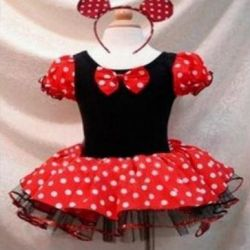 Minnie Mouse dress size 100 new discount