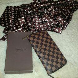 1500 rub.do July 10! Purse purse Louis Vuitton