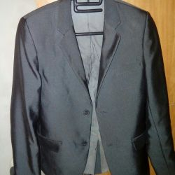 Suit jacket pants for boy height 158