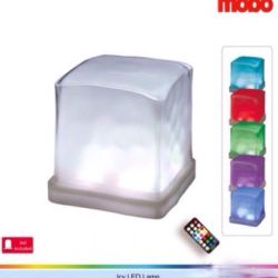 Touch-sensitive programmable lamp ICY table lamp