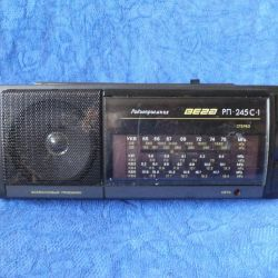 Radio Vega RP-245S-1 cu FM, 1993