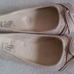 Yumuşak bale ayakkabıları, r-39 (38)