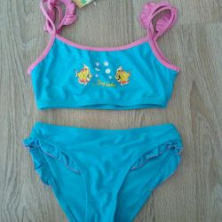 New swimsuits for girls