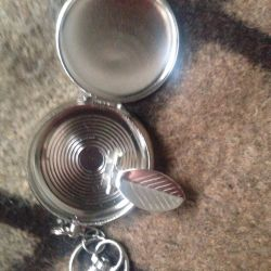 Pocket ashtray 🚬