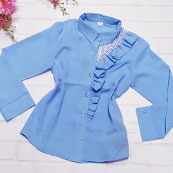 School blouses for girls