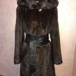 Mink coat 42-44