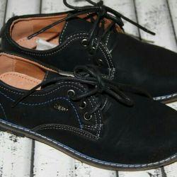Children's low shoes