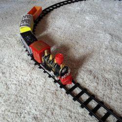 Demiryolu. Türkiye