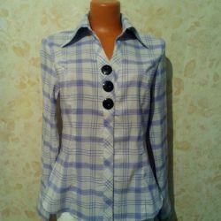 Жіноча сорочка-блузка.