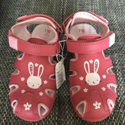 Open sandals Mothercare new