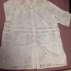 Summer blouse size 58-60