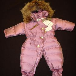 New winter overalls Canzitex p. 12 months Italy
