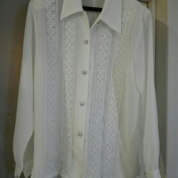 Blouse, shirt 54-56 size