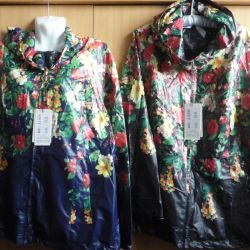Куртка - дождевик р.52-54