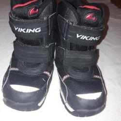 Βίκινγκ μπότες χειμώνα 32