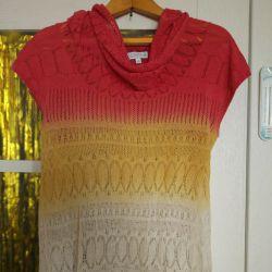 Women's blouse linen / cotton 44-46 size