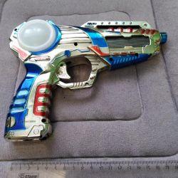 Пистолет лазерный