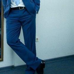 Erkekler için Suit Bruno Bellini