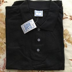 Shirt, T-shirt, polo - new